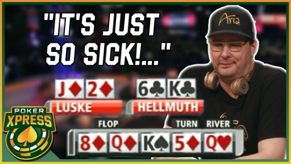 When Phil Hellmuth Thinks He's Being Bluffed
