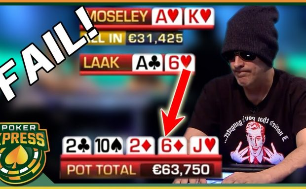 When Poker Players Misread Their Hands