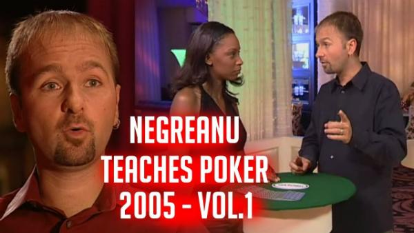 Daniel Negreanu Learn To Win
