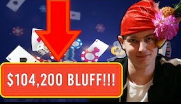 Insane Tom Dwan Bluff Explained