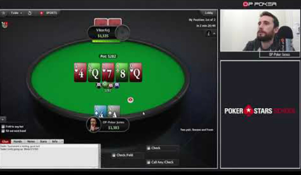 Heads Up Poker Course