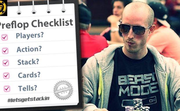 The Pre-Flop Checklist
