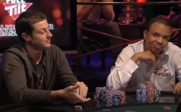 Dwan Turns the Nuts vs Ivey and Gets Paid