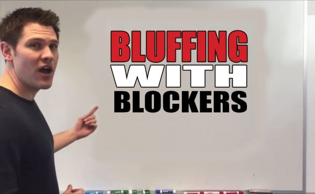 Bluffing With Blockers