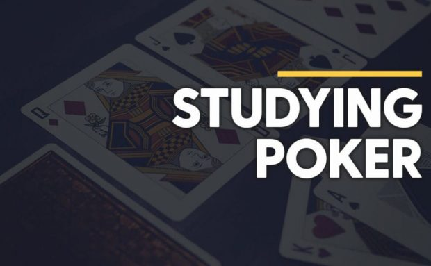 How To Study Poker in 2020