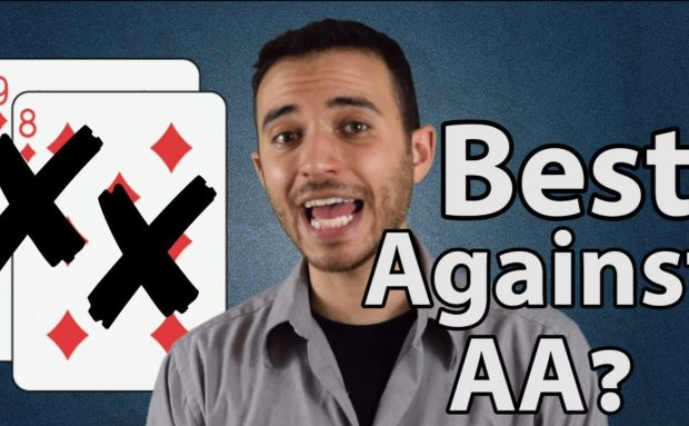 What's the Best Hand to Have Against Pocket Aces