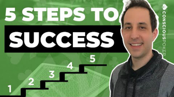 5 Simple Steps to Achieve Your Poker Goals