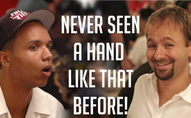 Negreanu Strangest Poker Hand Ever
