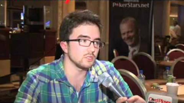 Ryan D'Angelo on Rebuy Tournaments
