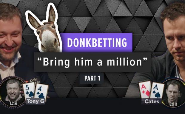 Poker Strategy – Donk Betting