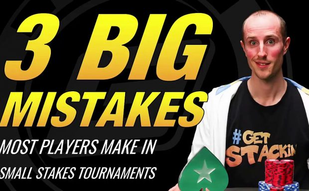 Why You're Struggling to Win Poker Tournaments.