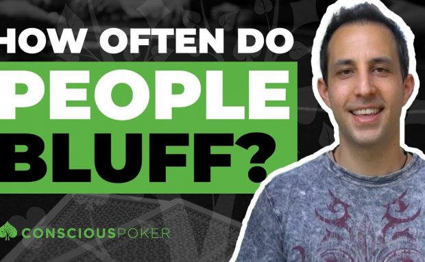 How Often Do People Bluff in Poker