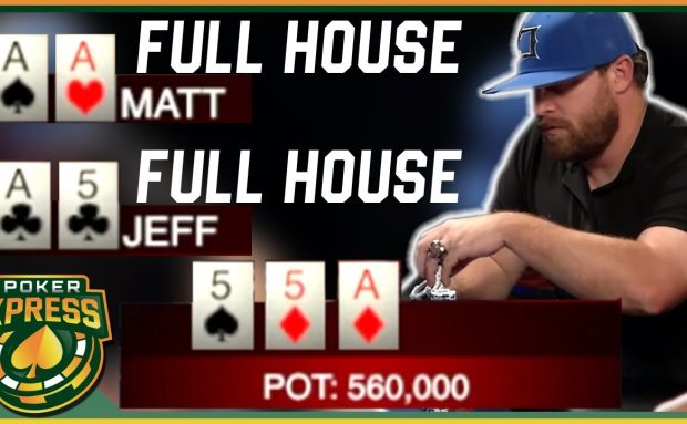 6 Exciting Poker Flops