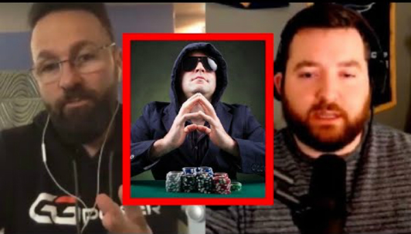 Daniel Negreanu on Game Theory in Poker & Players That Wear Sun Glasses