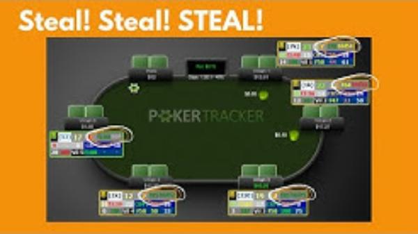 Cash Game Blind Stealing Focus Session