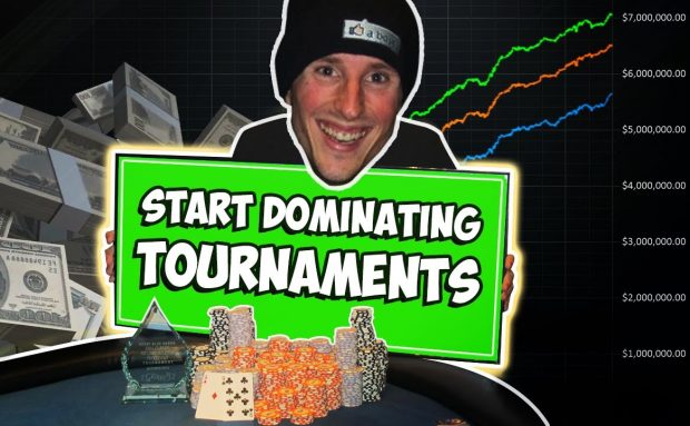 Start Dominating Small Stakes Poker Tournaments
