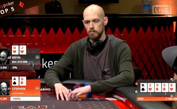 Top 5 Stephen Chidwick Power Plays