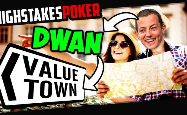 Dwan Visits Value Town