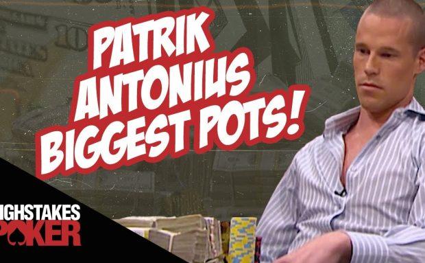 Patrik Antonius Biggest High Stakes Poker Hands