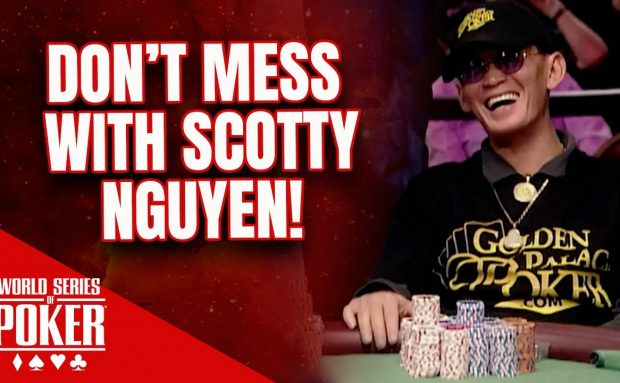 Greatest Move Scotty Nguyen Ever Made