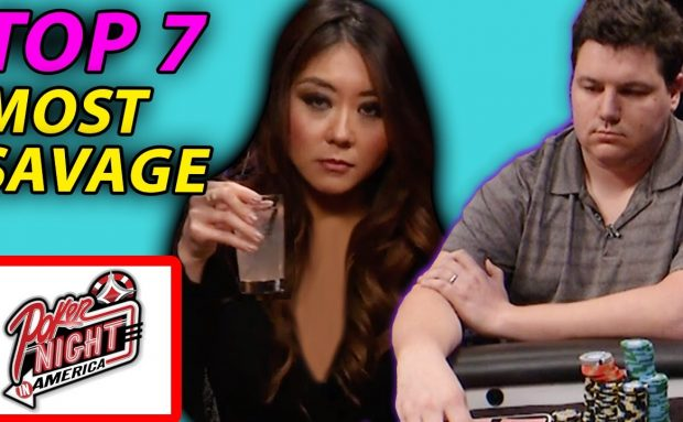 Top 7 Most Savage Poker Hands With Shaun Deeb