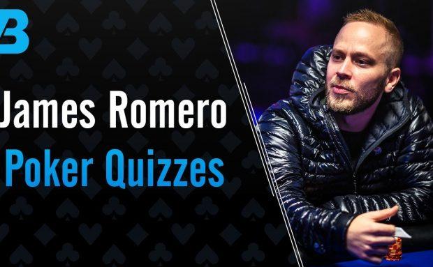 Studying James Romero's PokerCoaching.com Poker Quizzes