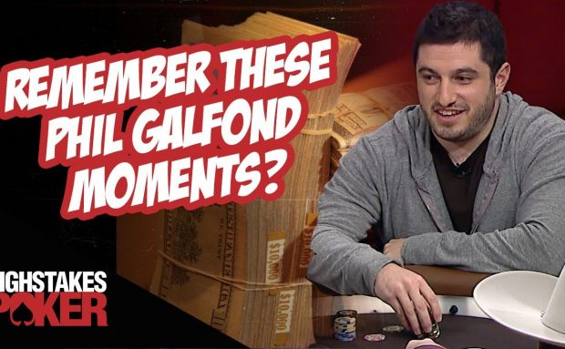 Every Big Phil Galfond High Stakes Poker Hand