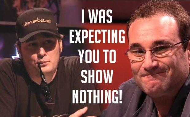 Hellmuth vs The Mouth, Poker Banter Time!