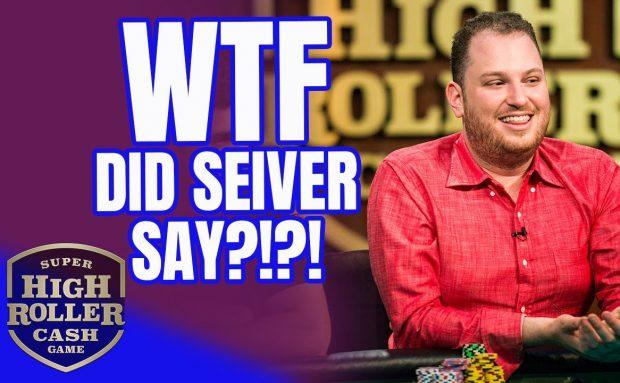 Scott Seiver Table Talk Chaos