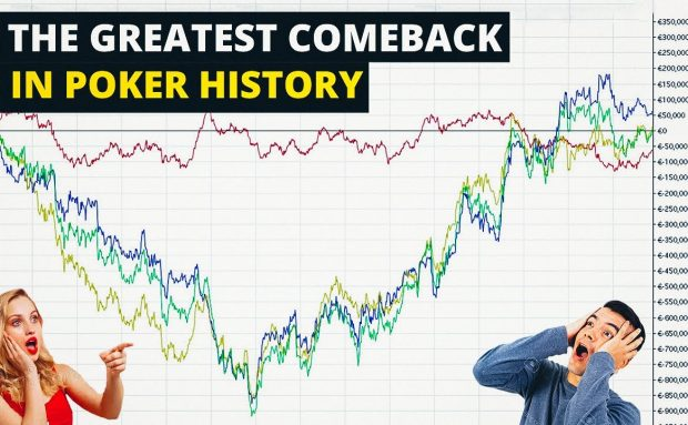 The Greatest Comeback in Poker History : An Incredible Poker Story
