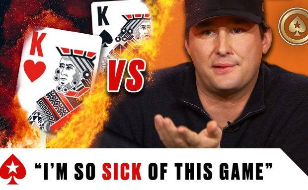 Phil Hellmuth Really Hates Pocket Kings