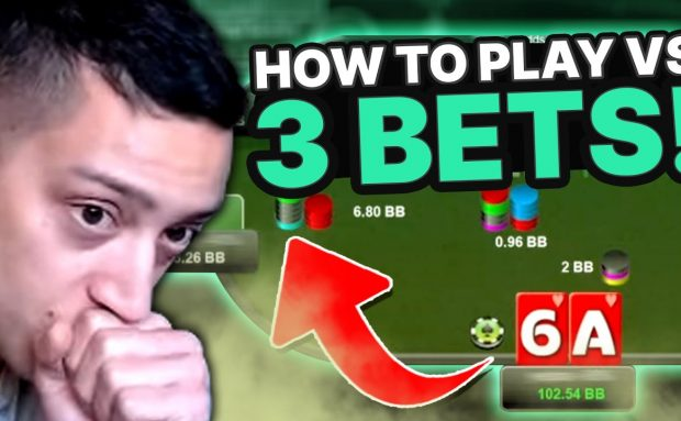 Learn How To Play vs. 3-Bets