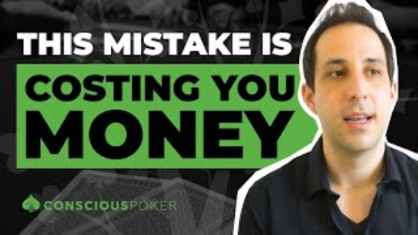 This Poker Bet Sizing Mistake is Costing You Money