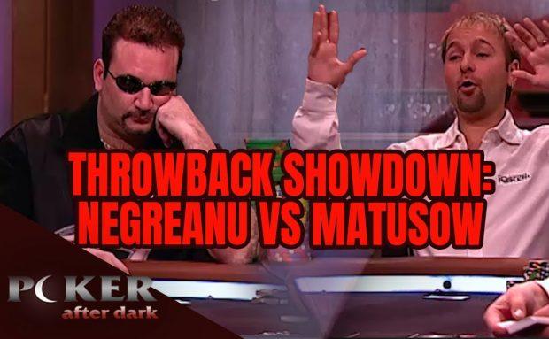 Daniel Negreanu vs Mike Matusow