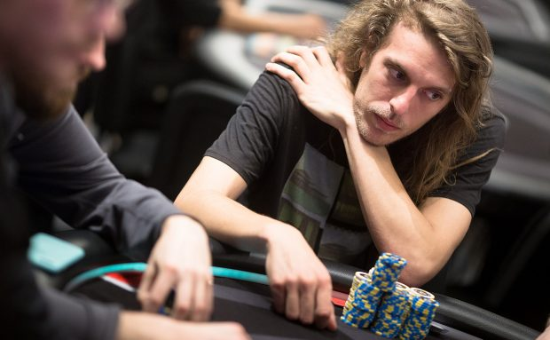 Bluffing With Just Four High On The GG Poker Final Table