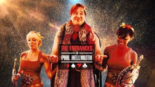 Every Epic Phil Hellmuth World Series of Poker Main Event Entrance Spectacle