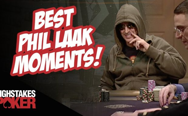 High Stakes Poker Best Phil Laak Moments