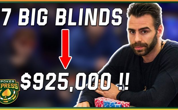 One of the Most Epic Poker Comebacks in WPT History