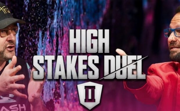 Hellmuth vs Negreanu In The High Stakes Duel