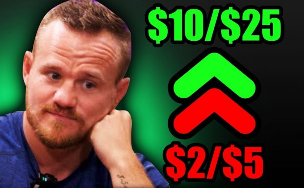 Tricks To Watch Out For When Moving Up In Stakes