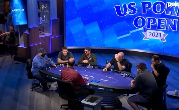Sam Soverel Dominates US Poker Open Final Table