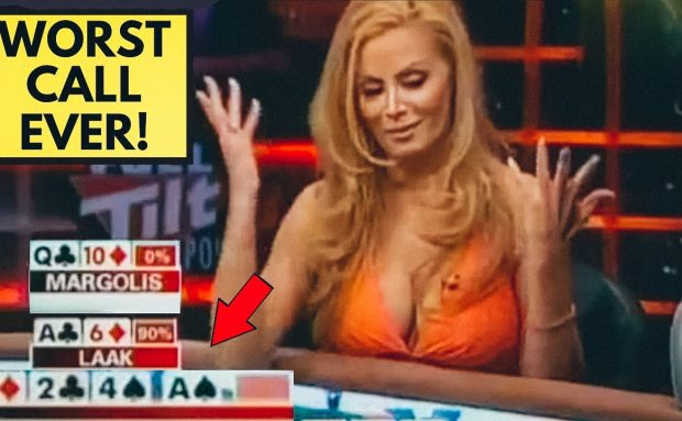 The Most Shocking Poker All In Call Ever