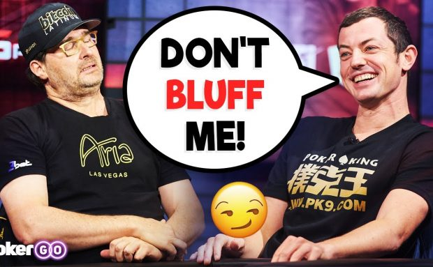 Dwan Makes a Crazy Hero Call Against Hellmuth in their High Stakes Duel