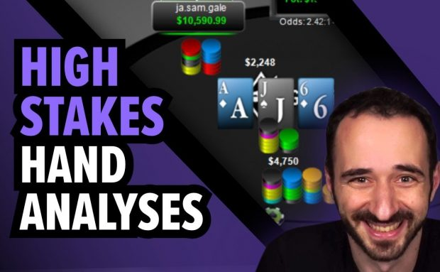 The Cream of the Crop – High Stakes Poker Hand Reviews