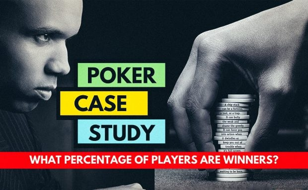 What Percentage of Poker Players are Winners