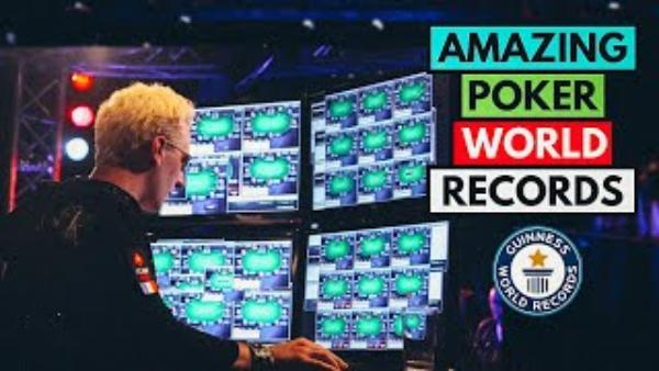 Top 10 Amazing Poker World Records