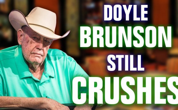 Doyle Brunson Destroys Bobby's Room